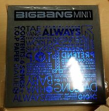 Big Bang - Always (1st Mini Album) M-Net NEW, Audio CD , SEALED