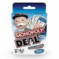 Monopoly Deal Card Game kids children entertainment