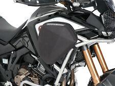HEPCO BECKER Schutzbügel Taschenset schwarz für Honda CRF 1100L Africa Twin