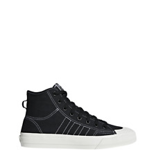 Adidas Nizza HI RF Sneaker Uomo F34057 C Black  Ftw Wht O White