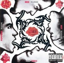 Red Hot Chili Peppers Blood Sugar Sex Magik  CD Album Very Good Condition