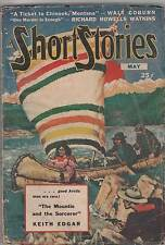 Short Stories A Man's Magazine Pulp- May & June 1949 - Coburn/Watkins/Cox