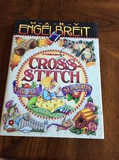 Mary Engelbreit Cross Stitch For All Seasons HC Book - Excellent Condition