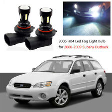 9006 HB4 36W LED Fog Light Bulbs Driving Lamp DRL For 2000-2005 Subaru Outback