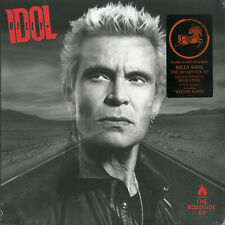 """Idol Billy The Roadside Vinile Ep 12"""" (Blue Limited Edt.) (Indie Exclusive)"""