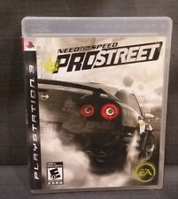 Need for Speed: ProStreet (Sony PlayStation 3, 2007) Video Game