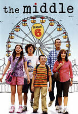The Middle: The Complete Sixth Season 6 (DVD, 2015, 3-Disc Set) New