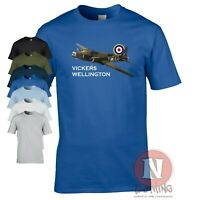 RAF Wellington bomber T-shirt WW2 World war 2 command