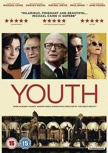 YOUTH (DVD) (New)