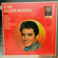 "ELVIS PRESLEY - Golden Records Vol. 1 (180G) - 12"" Vinyl Record LP - SEALED"