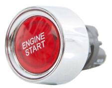 MOTORE UNIVERSALE Push Pulsante Start Interruttore Accensione Barca stock car rosso UK 12 V