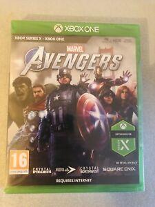"""Marvel Avengers (Xbox One) """"New & Sealed""""."""
