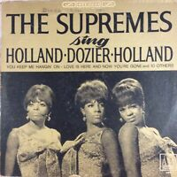 The Supremes: Holland Dozier Holland