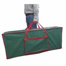 Large Xmas Tree Storage Bag For Christmas Tree Decoration Zip Up Bag, 125cm