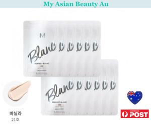 MISSHA M Perfect Blanc BB NO.21 Vanilla - 1ml *10pcs