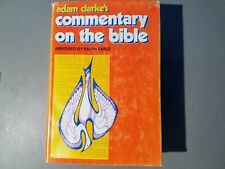 Adam Clarke's Commentary on the Holy Bible by Adam Clarke