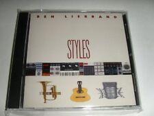 Ben Liebrand Styles (1990) [CD]
