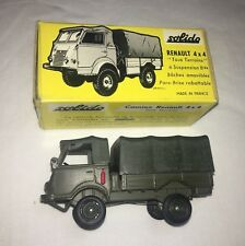 Solido (France) Military Camion Renault 4x4 #203  - 1:50