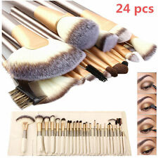 Pro Makeup Brushes Set Cosmetic Eyeshadow Foundation Lip Brush Tool+mac  US