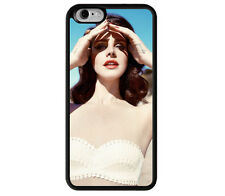 Lana Del Rey Pattern Protective Skin For A pple i Phone 6 6s Case Back Cover