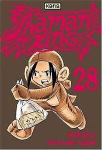 Shaman King, tome 28 von Hiroyuki | Buch | Zustand sehr gut