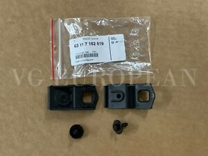 BMW Genuine E92 E93 3-Series Left Or Right Headlight Mounting Tab Repair Kit NEW