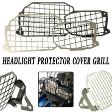 Motor Stainless Headlight Protector cover grill For BMW F800GS F700GS Twin 08-