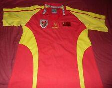 Maillot De Rugby De La Chine Saison 2007/2008 Taille XL
