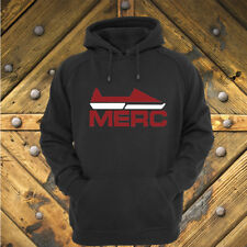 Mercury Merc snowmobile  hoodie with vintage style logo