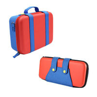 Travel Hard Storage Bag Carry Case Set for Nintendo Switch NS Accessories #JT1