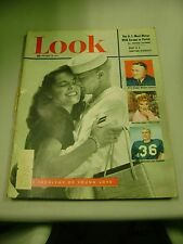 LOOK MAGAZINE NOVEMBER 18 1952 RARE NAVY I LOVE LUCY