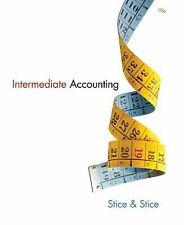 Intermediate Accounting by James D. Stice and Earl K. Stice (2013, Hardcover)