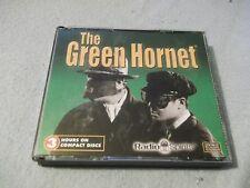 The Green Hornet 1936 Radio Detective Drama 6 episode 3CD box set Radio Spirits