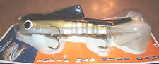 """15"""" Super Magnum Double Tail Bull Dawg Musky Innovations Sucker Plastic Body"""