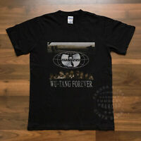 Wu-Tang Forever 1997 Vintage 90s Rap Tee Hip Hop T-SHIRT REPRINT SIZE: S TO 4XL