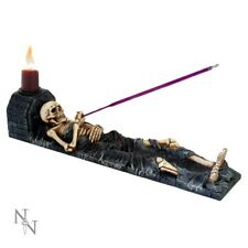 Incense Holder Ashes to Ashes 28cm