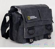 Canvas Camera Case Bag For Nikon DSLR Rebel D7200 D5300 D5200 D3300 D3200 D750