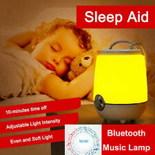 Portable LED Baby Kids Table bedside Lamp Stereo Wireless Bluetooth SPEAKER ST1Y