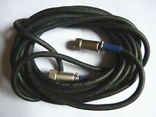 5 Metres Furukawa 7 pin terminated AV cable lead