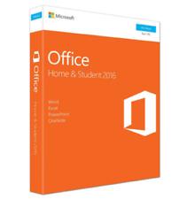 Microsoft Office 2016 Home & Student English