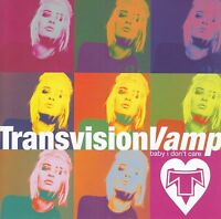 TRANSVISION VAMP - BABY I DON'T CARE CD : GREATEST HITS / BEST OF *NEW*