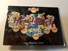 """Hard Rock Cafe 2003 Pinapalooza 2003 """"H"""" #1 Pin"""