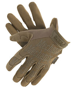 Mechanix Original Handschuhe Coyote Brown KSK Tactical Airsoft BW Militär Army