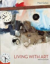 Living with Art by Mark Getlein Paperback Book Ninth Edition