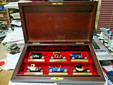 Matchbox Models of Yesteryear YY60 1984 Connoisseurs' Collection of 6 Cars NuBxd