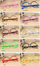 Kids Costume Party Glassless Frame Plastic Glasses Party Costume Photo Prop