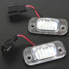 weiße LED Kennzeichenbeleuchtung für Seat Cordoba und Vario Ibiza Typ 6K [7426]