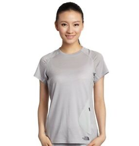 The North Face Women's Short Sleeve Litho Tee Size S Retail $80-NWT