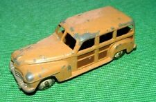 1954 Vintage Dinky No 344 Plymouth Estate Station Wagon