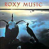 ROXY MUSIC - Avalon (Original CD, Sep-1983, Reprise/E.G.)